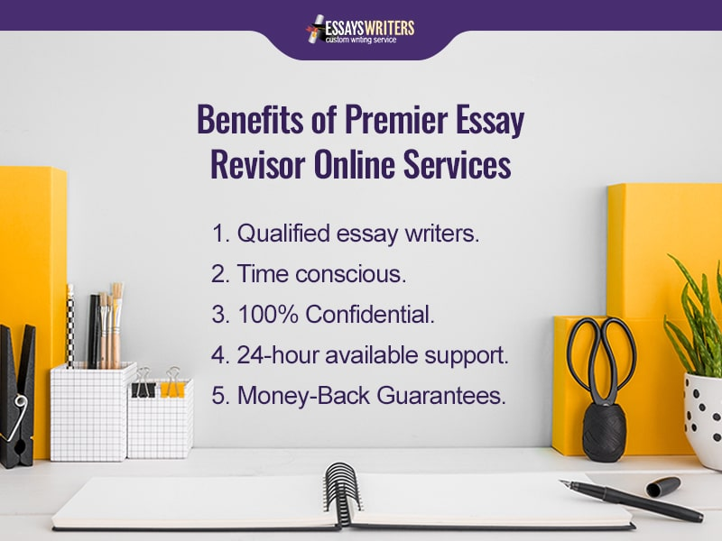 Benefits of Premier Essay Revisor Online Services