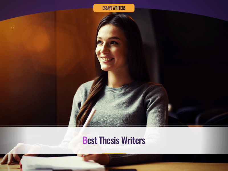 Best Thesis Writers