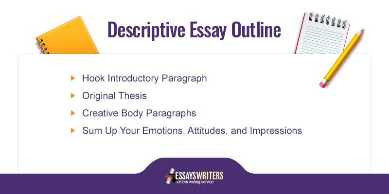Descriptive Essay Outline