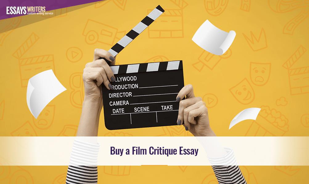 Buy a Film Critique Essay
