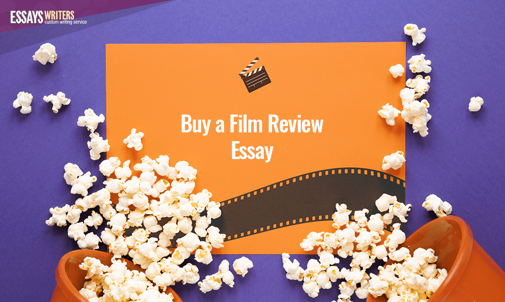 Buy a Film Review Essay
