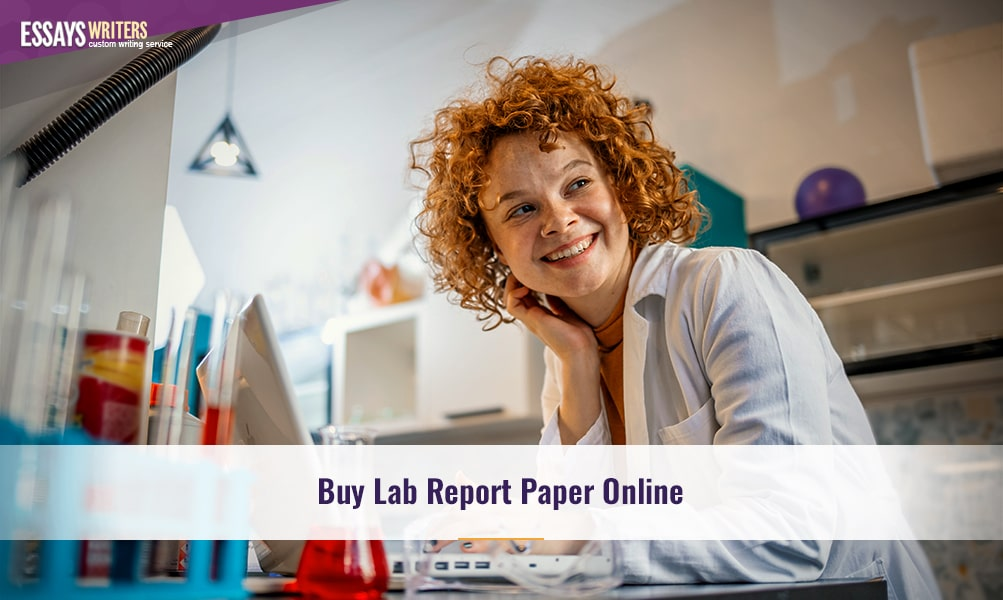 Buy Lab Report Paper Online