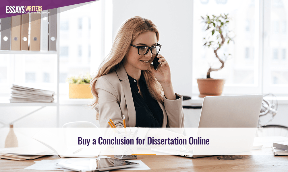 Buy a Conclusion for Dissertation Online