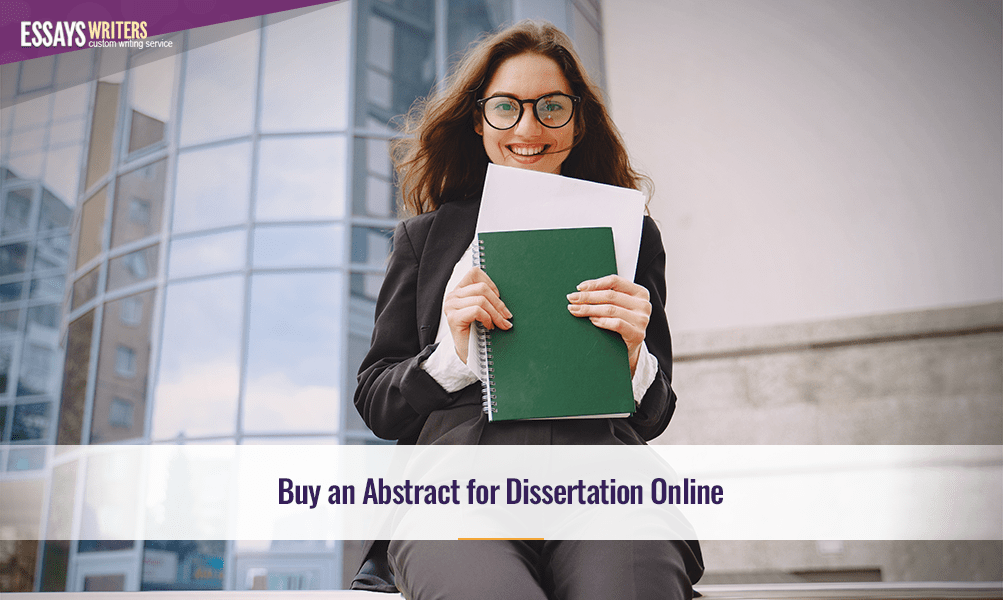 Buy an Abstract for Dissertation Online