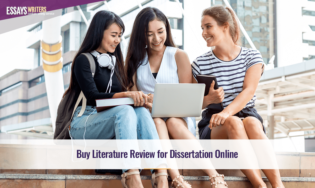 Buy Literature Review for Dissertation Online