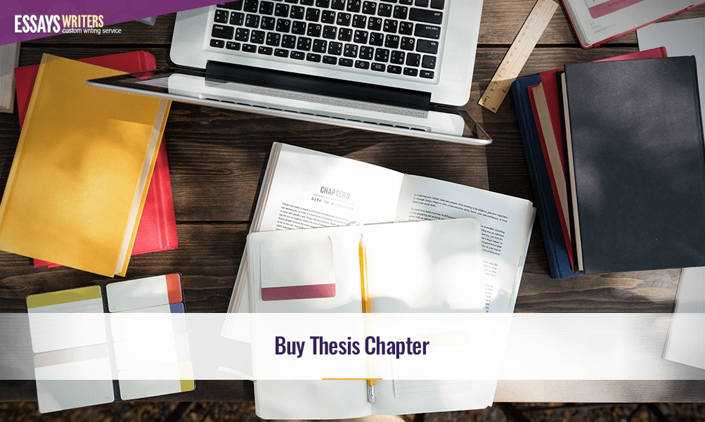 Buy Thesis Chapter