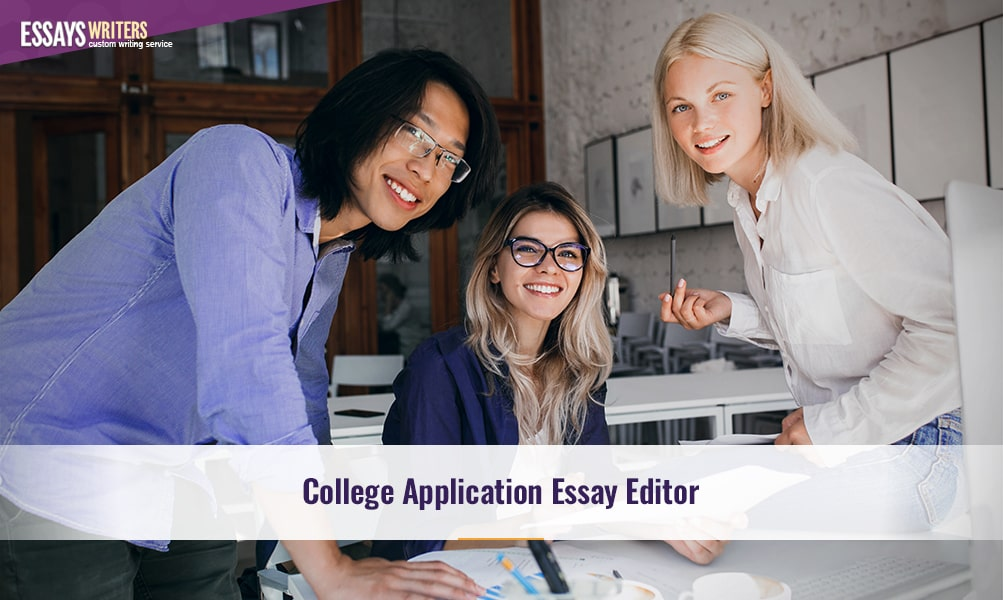 College Application Essay Editor