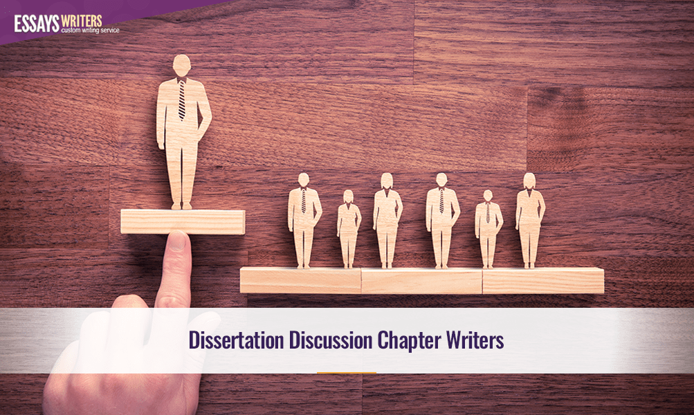 Dissertation Discussion Chapter Writers