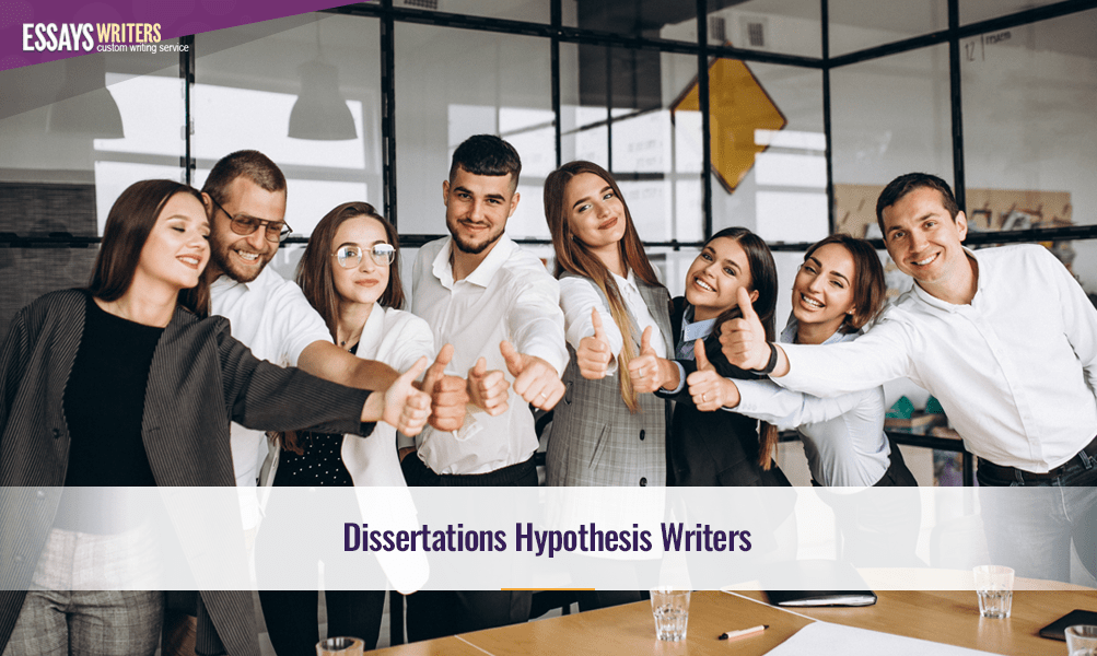 Dissertations Hypothesis Writers