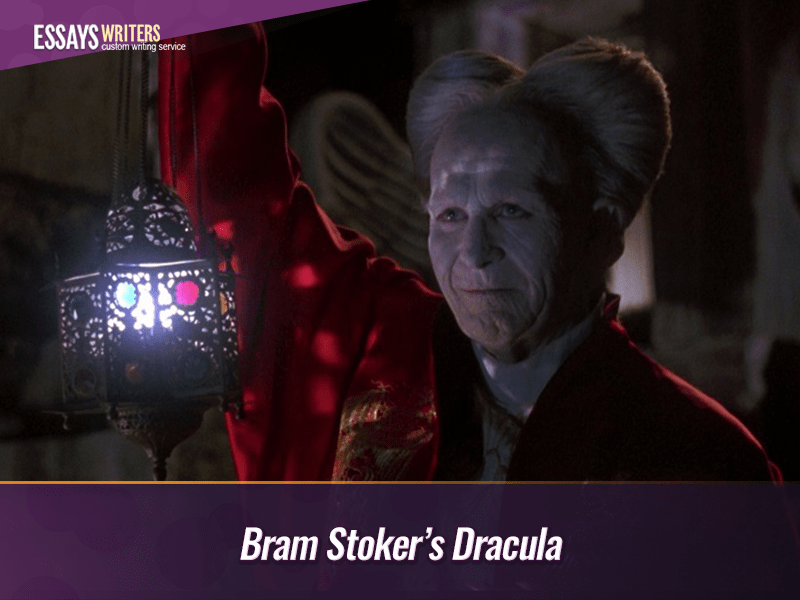 Literary Analysis Essay about Dracula by Bram Stoker