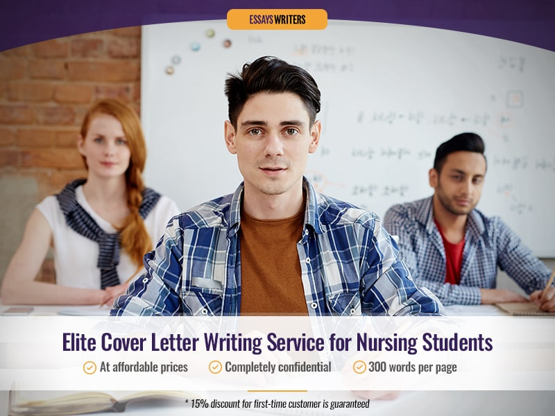 Elite Cover Letter Writing Service for Nursing Students