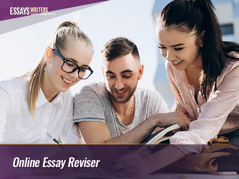 Online Essay Reviser