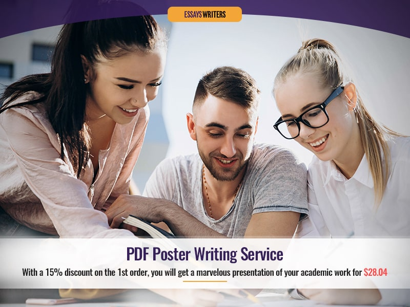 EssaysWriters.com the Best PDF Poster Writing Service