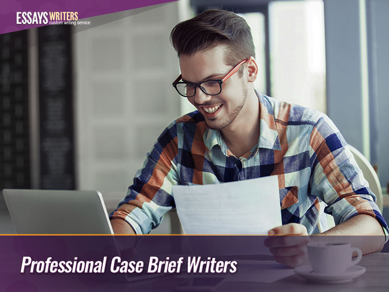 Professional Case Brief Writers