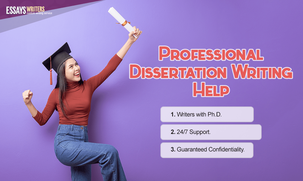 Professional Dissertation Writing Help