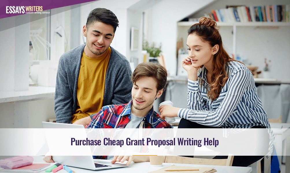 Purchase Cheap Grant Proposal Writing Help