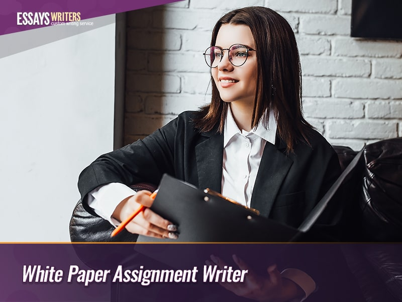 White Paper Assignment Writer