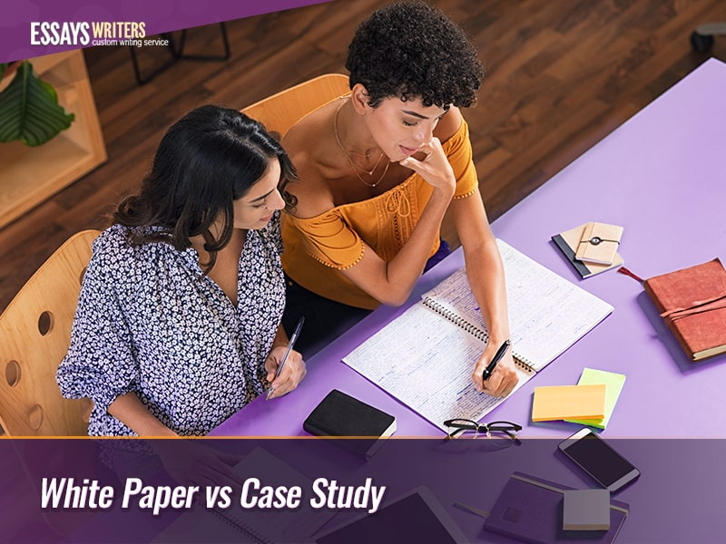 White Paper vs Case Study
