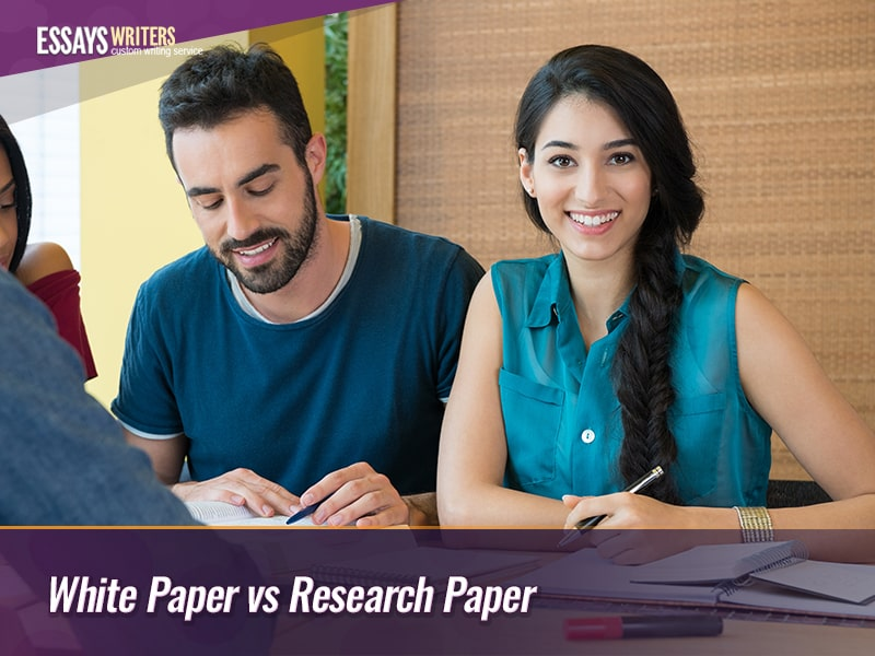 White Paper vs Research Paper