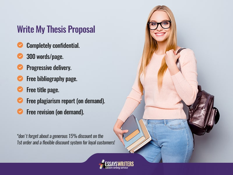 Write My Thesis Proposal Cheap